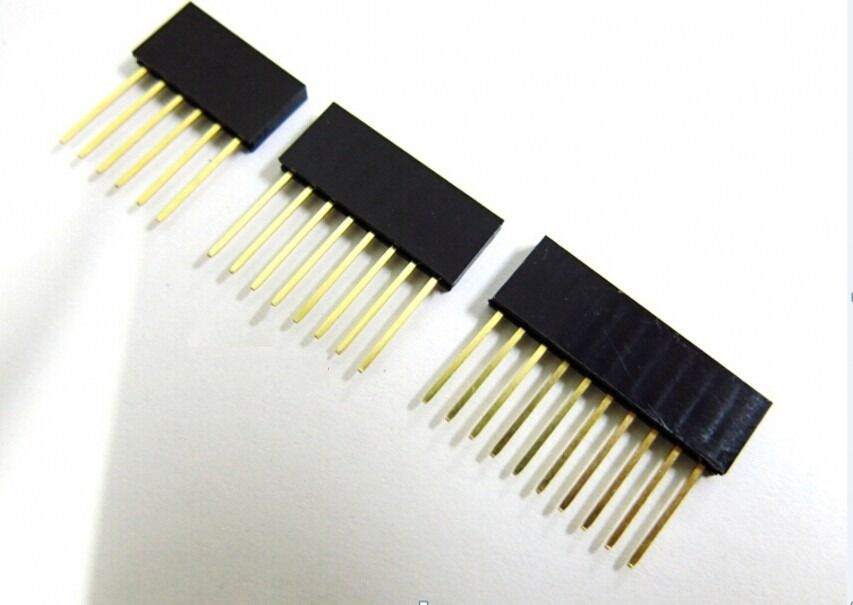 4 Pin Cable Arduino : Pin female header connector