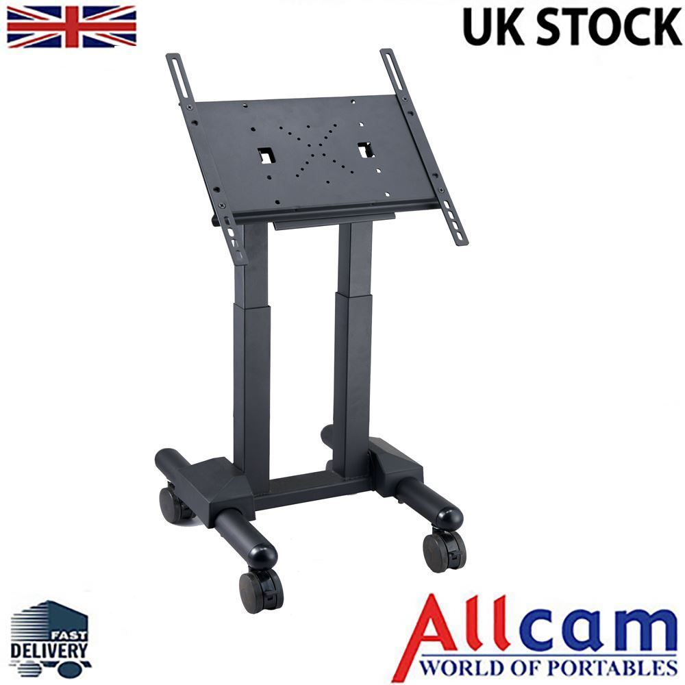 "FS1043 Short TV trolley Floor Stand for 32"" to 50"" LCD ..."