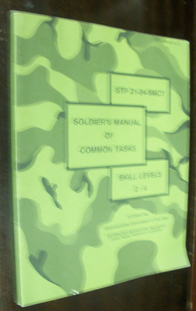 Soldier Training Publication STP 21-1-SMCT Soldier's ...