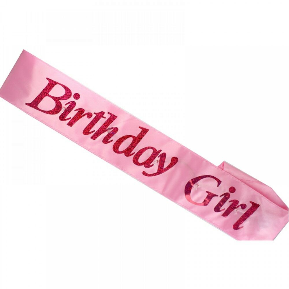 i need an adult birthday sash