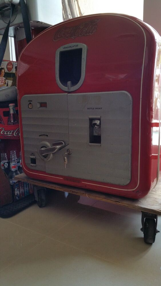 buy vintage coke machine
