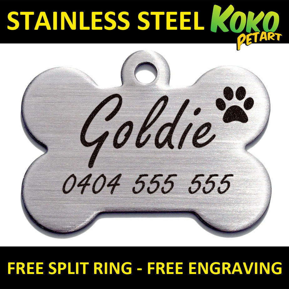 Engraved Cat Tags Pets At Home