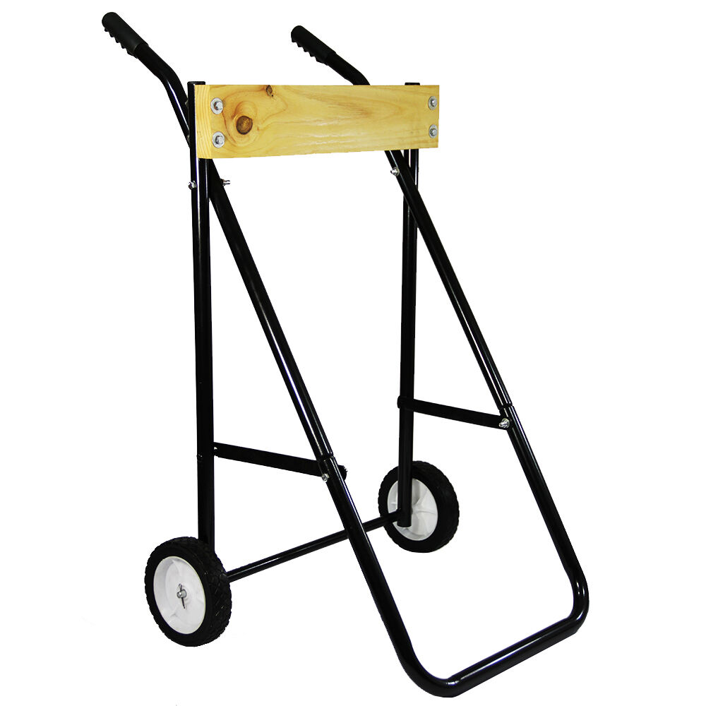 Outboard Autoboard Motor Boat Carrier Engine Trolley Stand