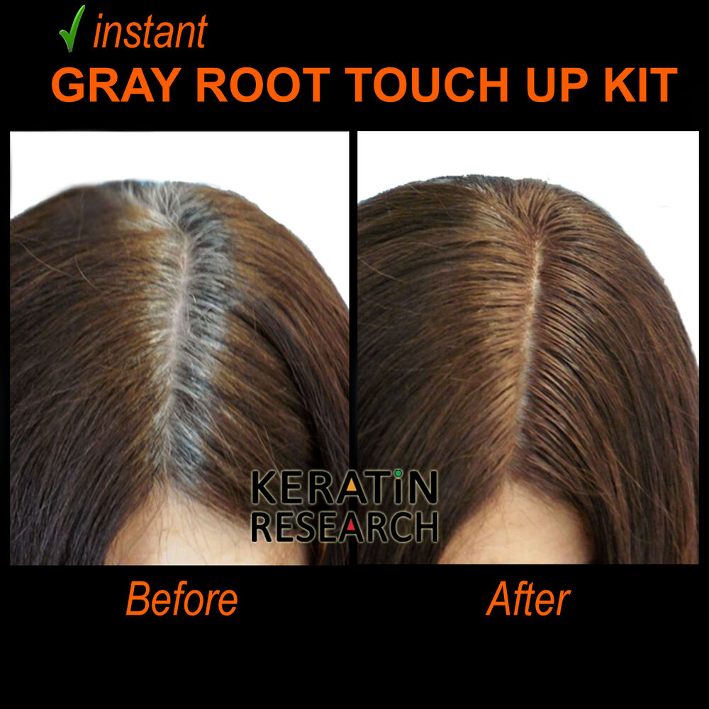Gray Away Instant Hair Root Touch Up Concealer 7ml Dual