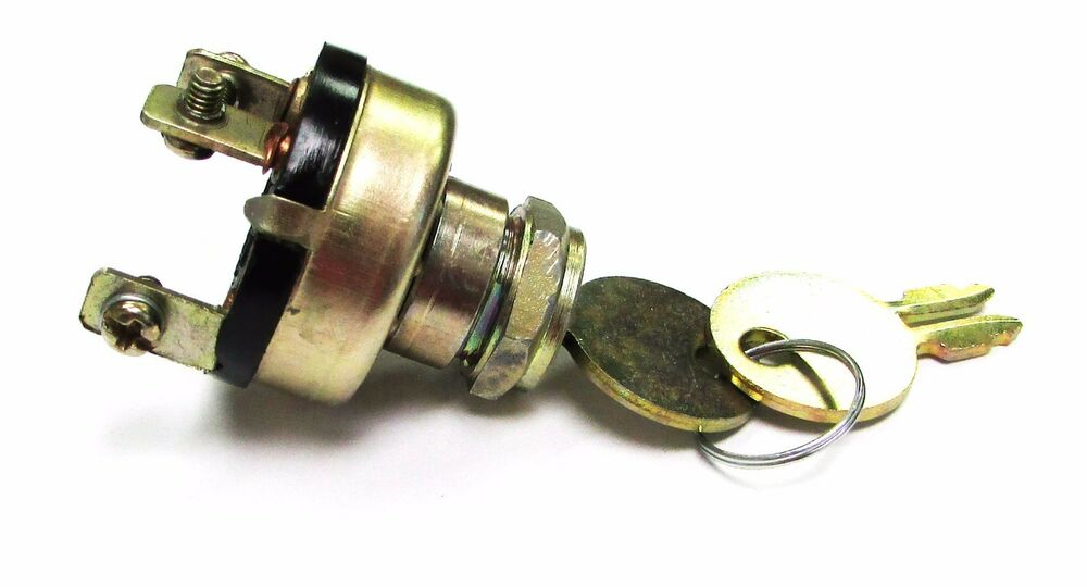 Tractor Ignition Switch Replacement : Massey harris tractor ignition light switch mh
