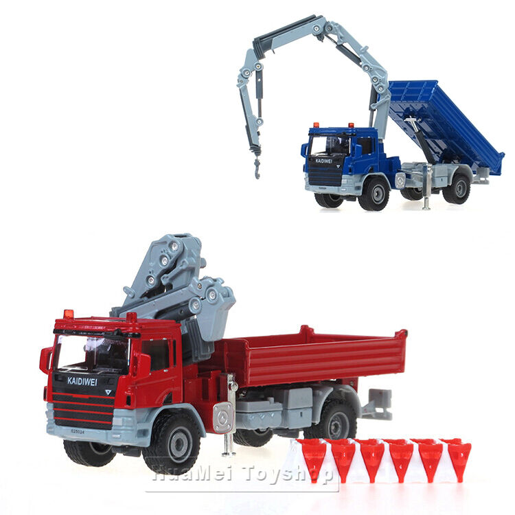 Toy Construction Equipment : Kaidiwei scale diecast construction equipment toys