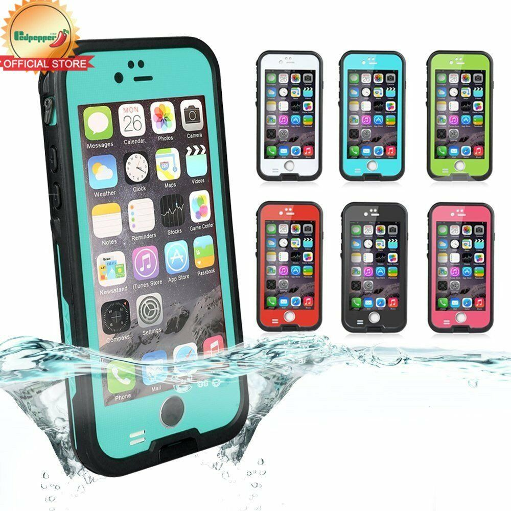 iphone 6 plus waterproof waterproof for iphone 6 amp 6 plus shockproof snowproof 15051