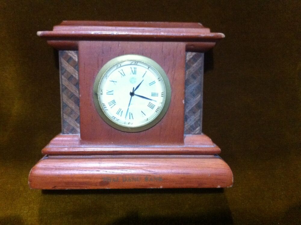 handmade wooden clocks vintage classic retro small wooden clock napoleon 5043