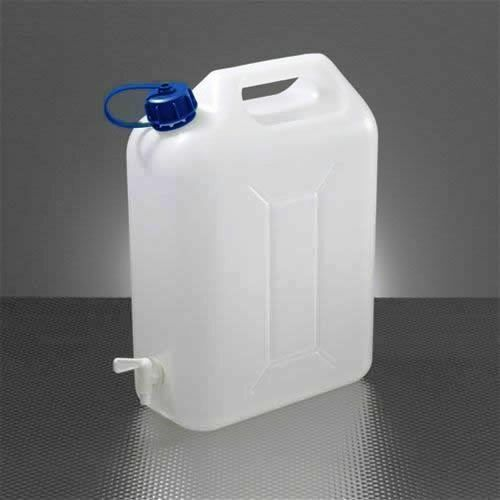 Water Storage Containers 10l Ltr Litre Carrier Tap Spout