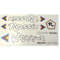 Rossin Record set of decals vintage