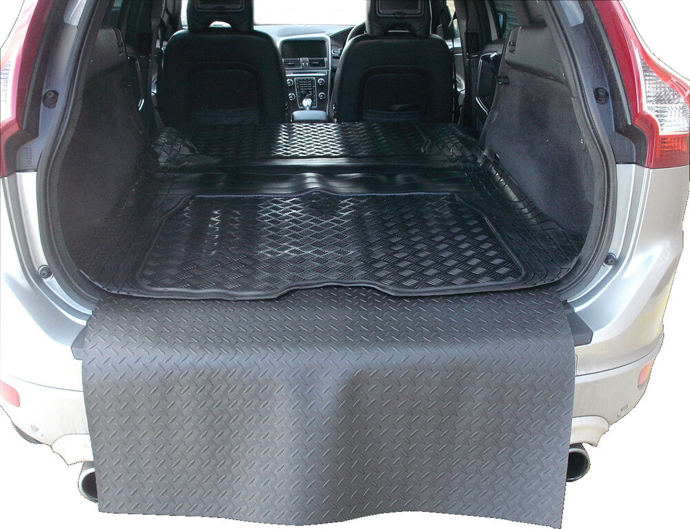Volvo Xc60 Estate 2008 2016 3pc Modular Boot Mat Load