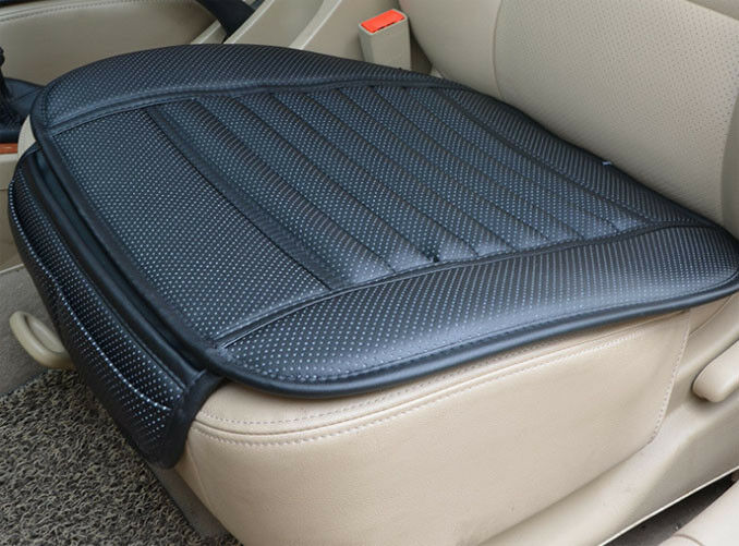 Pu Leather Seat Cushion Car Seat Cushion Charcoal Office