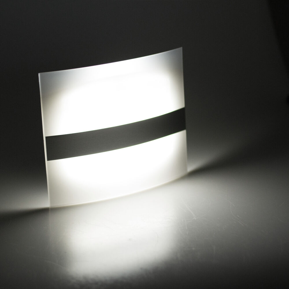 Wireless Motion Sensor Activated LED Wall Sconce Night Light Lamp for Staircase eBay