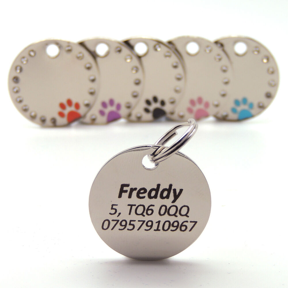 Engraved Dog Id Tags Uk