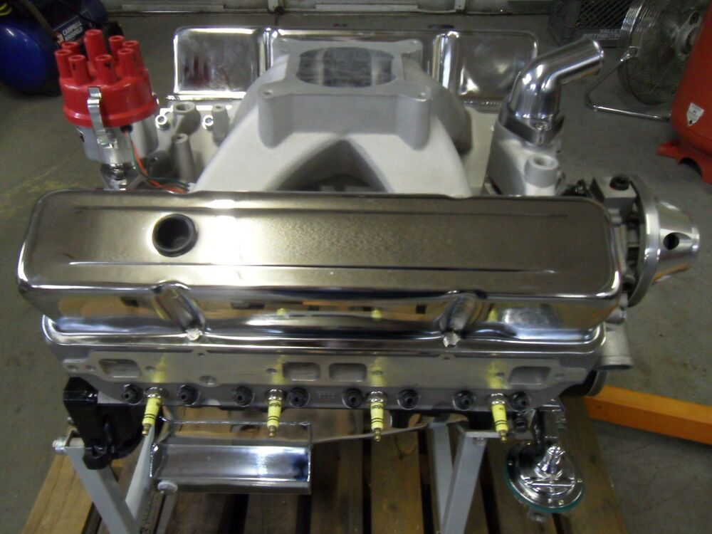 383 chevrolet engine aluminum heads complete performance for 350 chevy truck motor