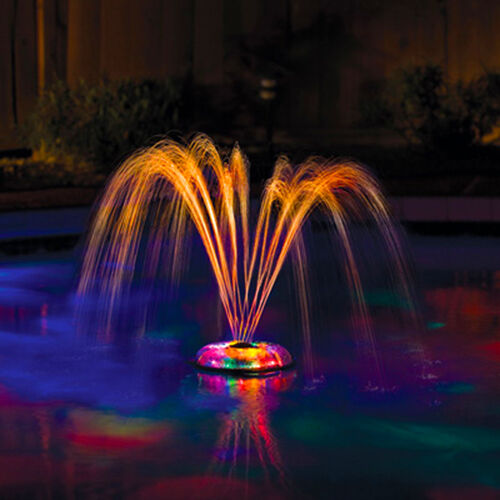 Swimming Pool Light Floating Underwater Light Show Fountain Swim Party Led Decor Ebay