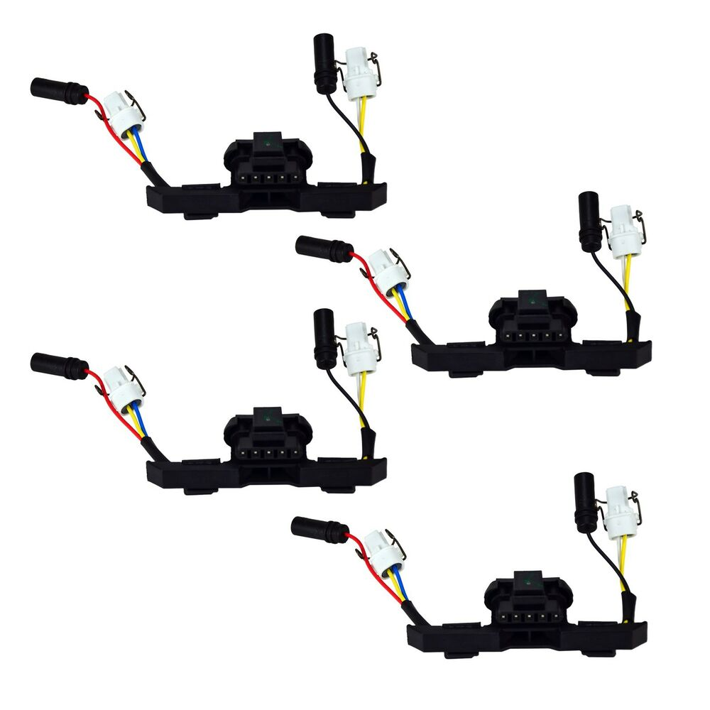 oem new 1994 1997 ford 7 3l diesel fuel injector glow four wire harness 4 ebay