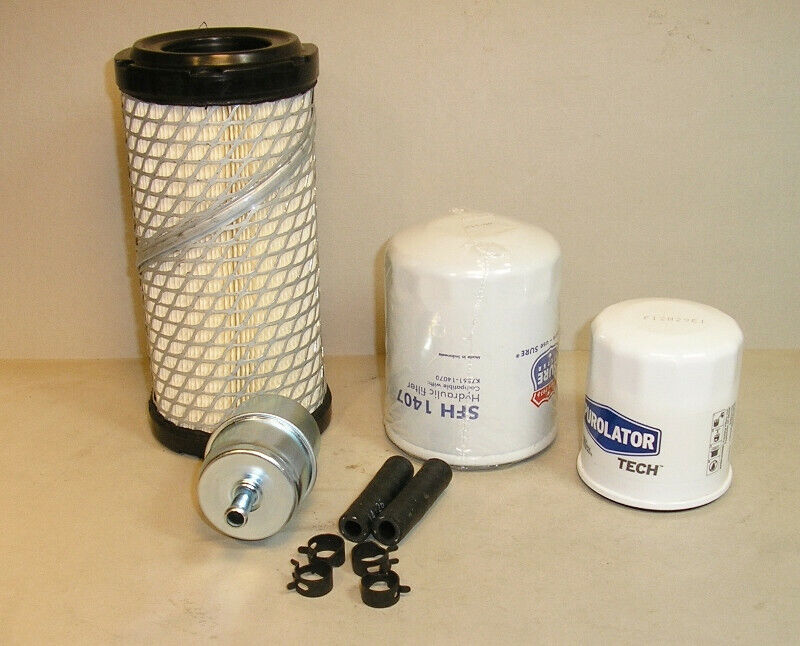 Kubota filter kit bx23 bx22 bx2660 bx2200 and bx2670 for Kit filtration