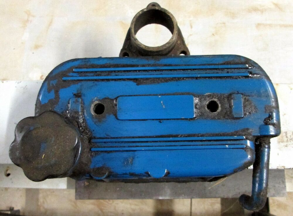 Ford 1600 Tractor Parts List : Ford tractor valve cover rocker arm ebay