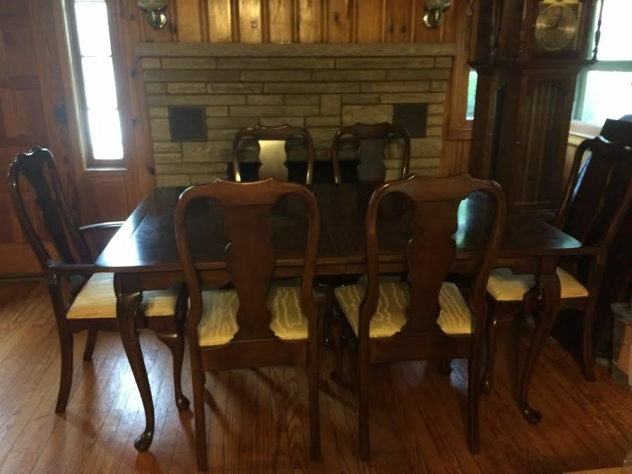 Dining Room Set Ebay Harden Dining Room Set EBay