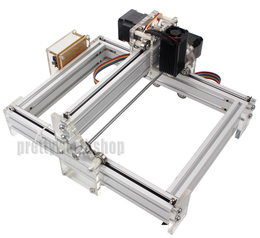1600mW Desktop Laser Engraving Machine DIY Cutting Logo ...
