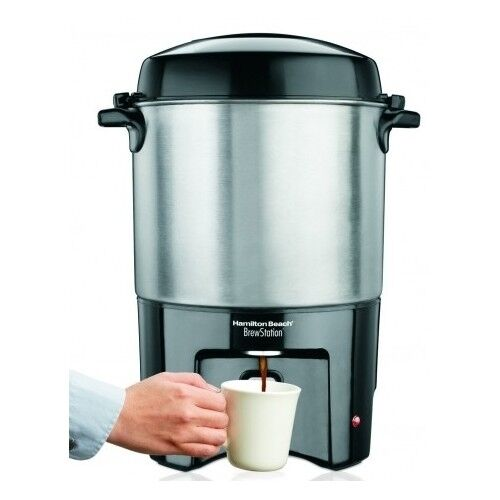 Large Coffee Urn Big Coffee Machine Maker Commercial Office Brewer ...
