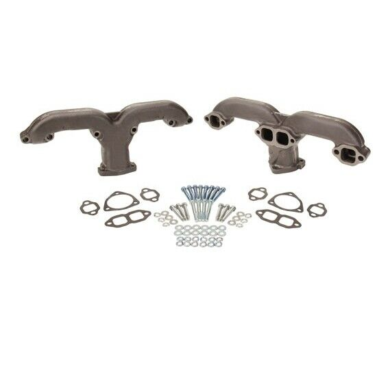 Smoothie Rams Horn Exhaust Manifolds Small Block Chevy SBC