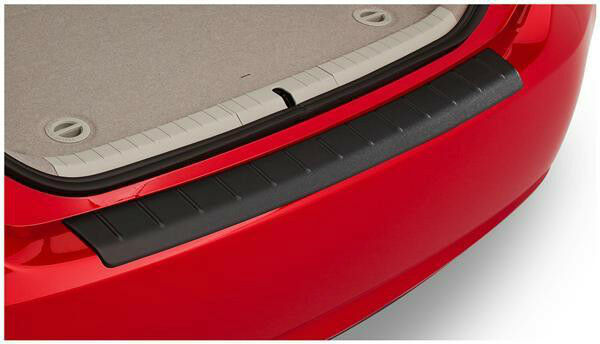 prius 2010 2015 rear bumper protector 00016 47040 ebay. Black Bedroom Furniture Sets. Home Design Ideas