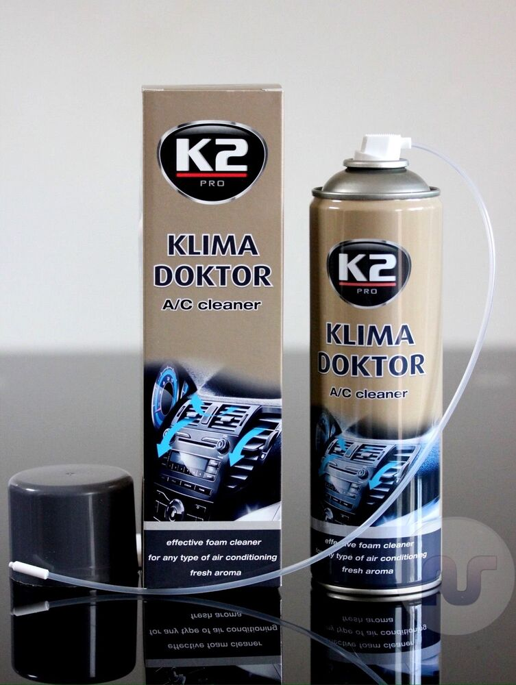 Foam Air Cleaner : K pro ml car air con conditioning system cleaner fresh