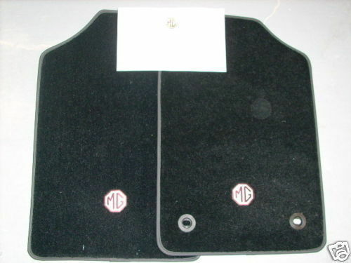 New Genuine Oe Rover Mg Tf Mgtf Mgf Carpet Mats Mat Set