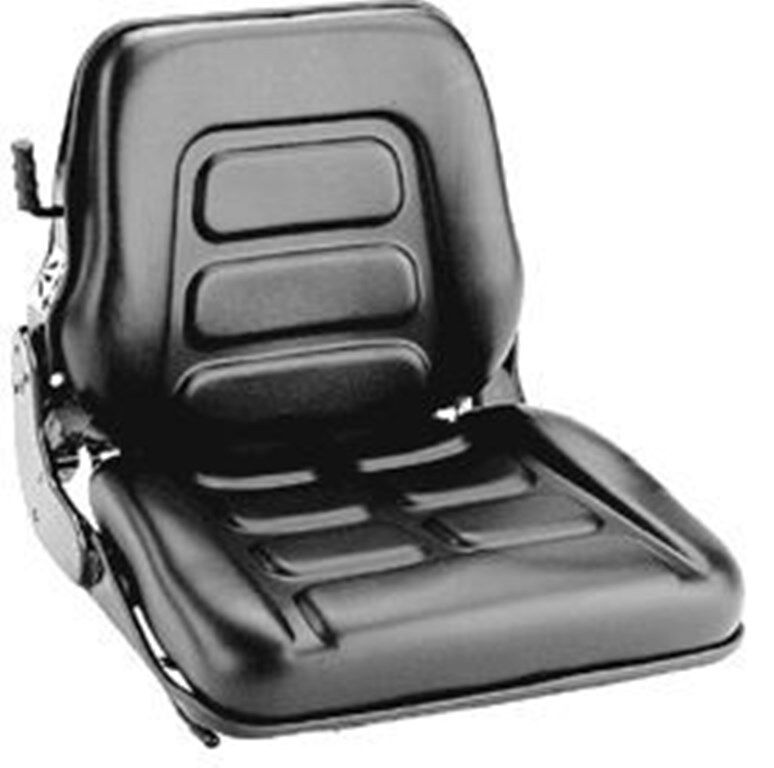 New Forklift Suspension Seat With Switch Caterpillar Hyster Yale Toyota Clark Ebay