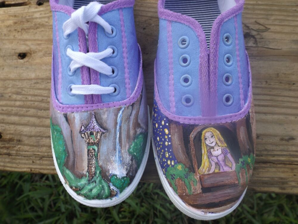 Little Mermaid Womens Shoes