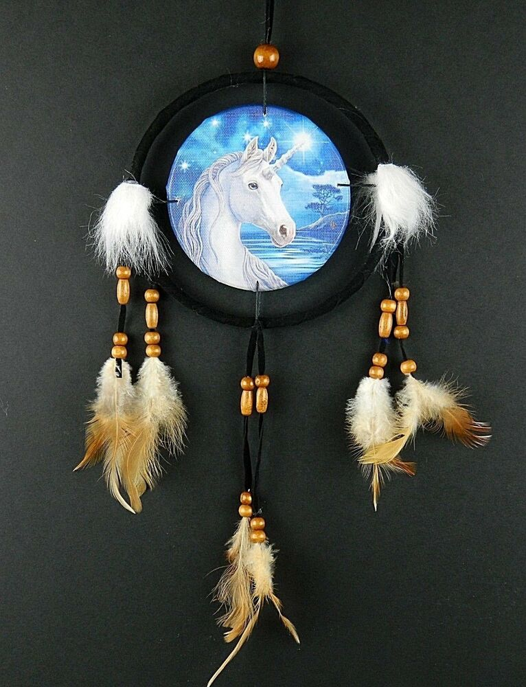 dreamcatcher wolves feathers white - photo #25
