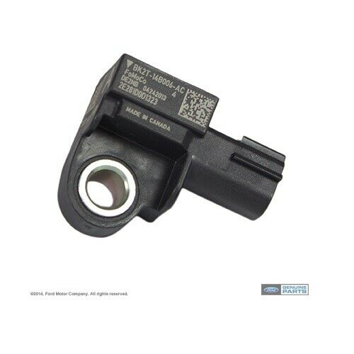 ford air bag sensor location