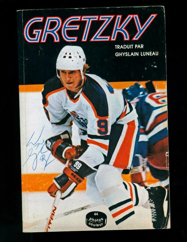 an analysis of the summary of the great one wayne gretzky Wayne gretzky himself gives a look at hockey history through his eyes in  from  ideas back to story, so that everything became this one big life.