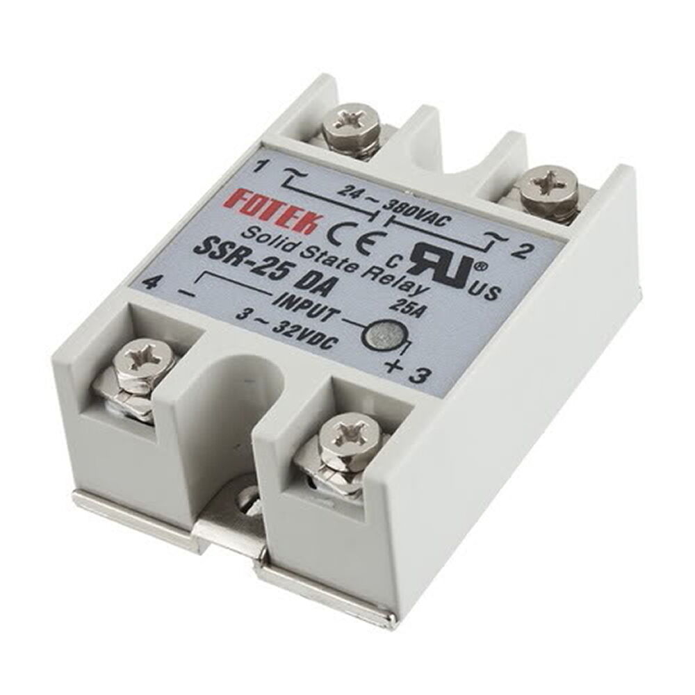 Using Relay With Photon For Controlling Lamp Hardware Particle Dc Solid State Circuit Module Ssr 25da 25a 250v 3 32v Input 24 380vac Output Ew