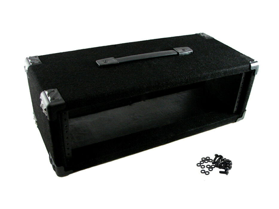 Procraft 3u 9 deep equipment rack 3 space made in the for When was space made