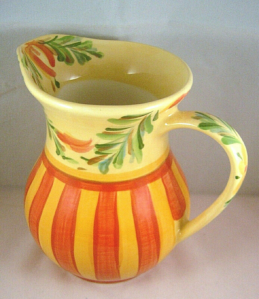 Gail pittman siena pitcher 7 decanter jug southern for Southern living login