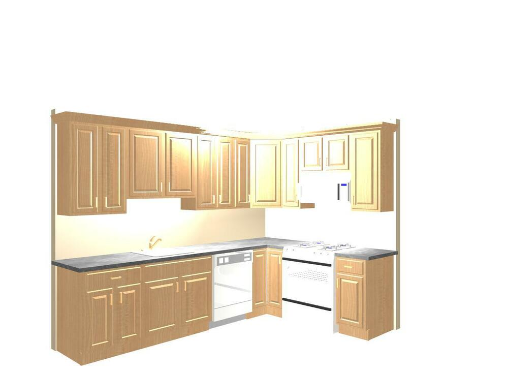 ebay used kitchen cabinets for sale maple kitchen cabinets w granite for 3893 15129
