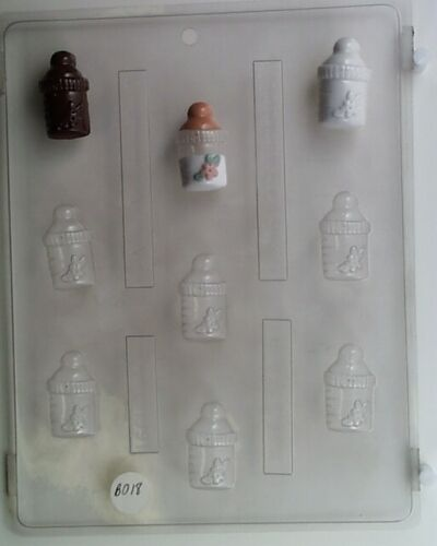 baby bottle bite size chocolate candy mold molds shower party favor