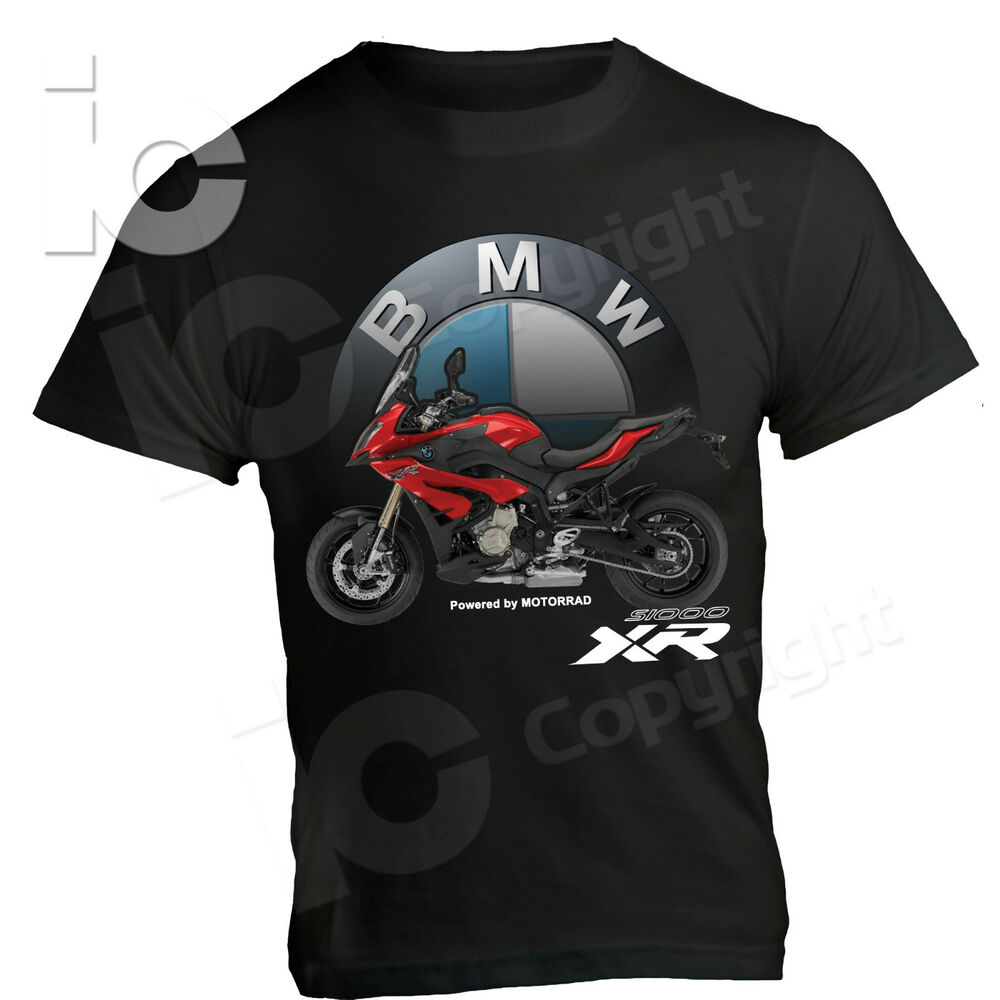 t shirt bmw s1000 xr t motorrad turismo pista naked racing. Black Bedroom Furniture Sets. Home Design Ideas