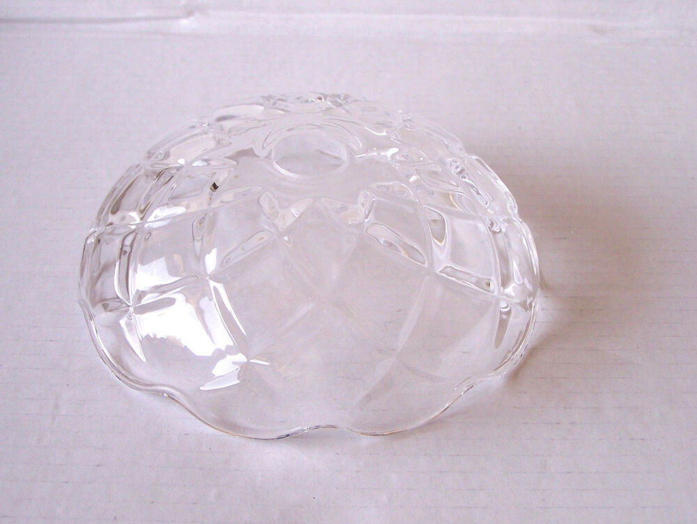 Athena Replacement Clear Glass Ceiling Light Shade Fitting