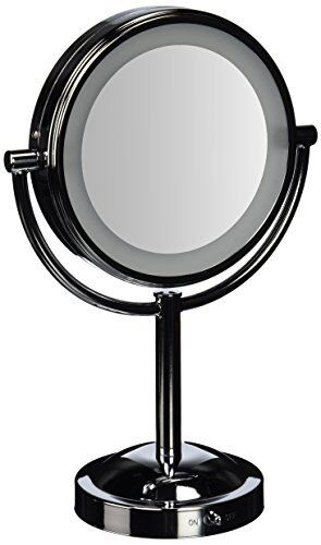 Conair Lighted Makeup Beauty Mirror Double Sided Vanity