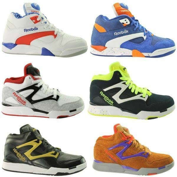 Details about Mens Reebok Pump Omni Lite + Court Victory Pump Boots-Limited  Edition-Trainers 48ee1c99b