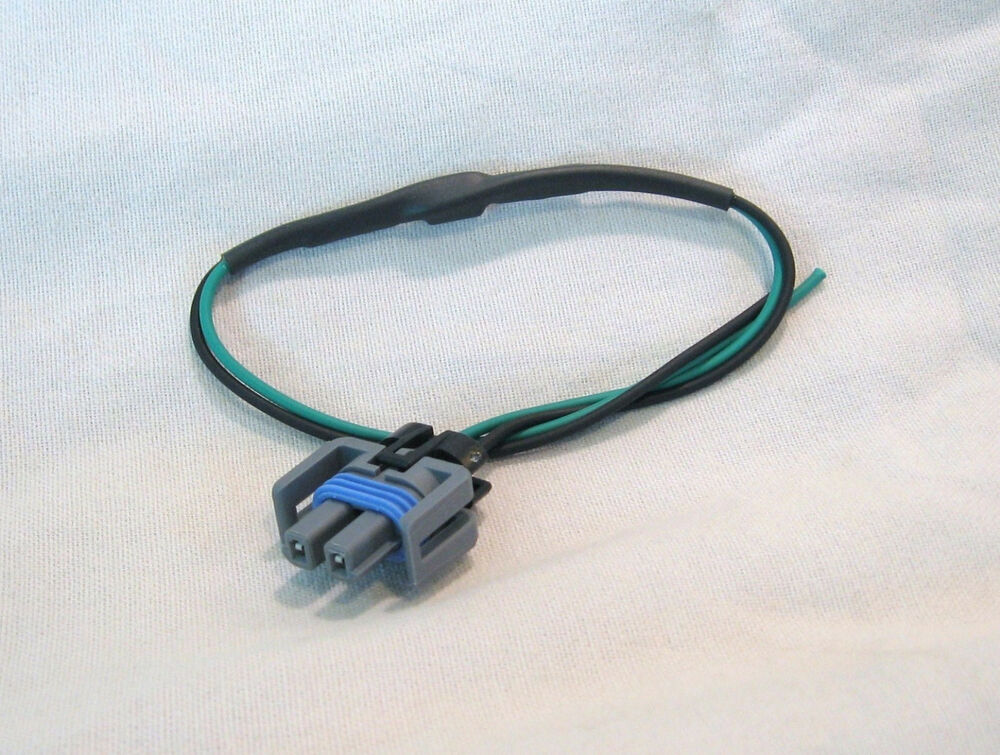 gm a c compressor connector pigtail with diode air conditioning Delphi Compressor Wire Connector gm a c compressor connector pigtail with diode air conditioning clutch accomp2d ebay GM Delphi Wire Connectors