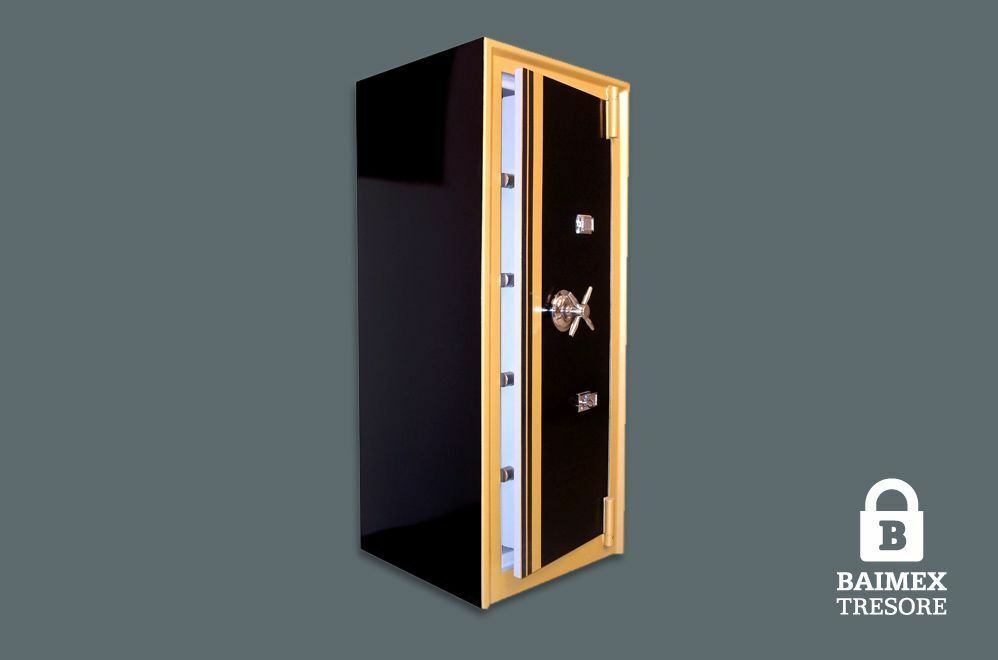 antik nostalgischer safe tresor geldschrank waffenschrank 200 kg von baimex 1 ebay. Black Bedroom Furniture Sets. Home Design Ideas