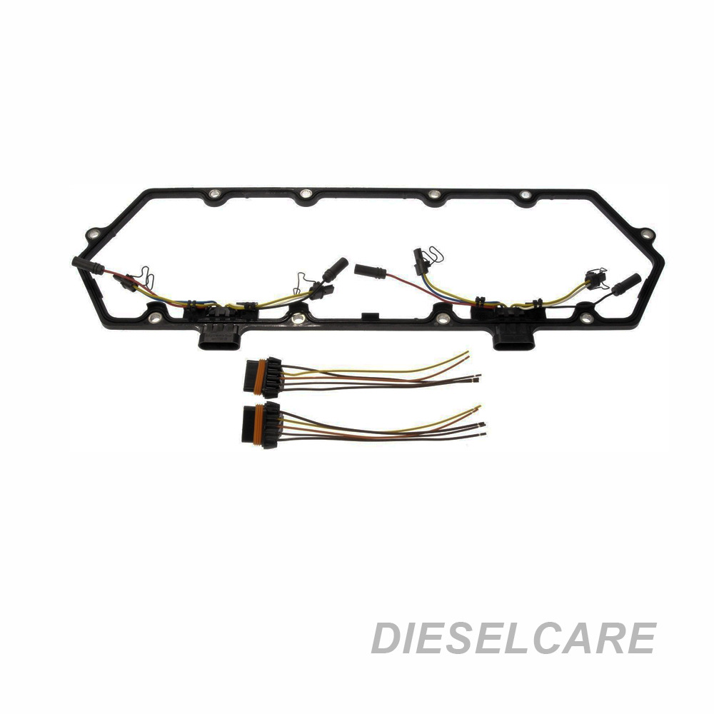 New 94 97 Powerstroke 7 3L Valve Cover Gasket w Fuel