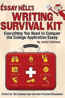 Best college admission essay kit