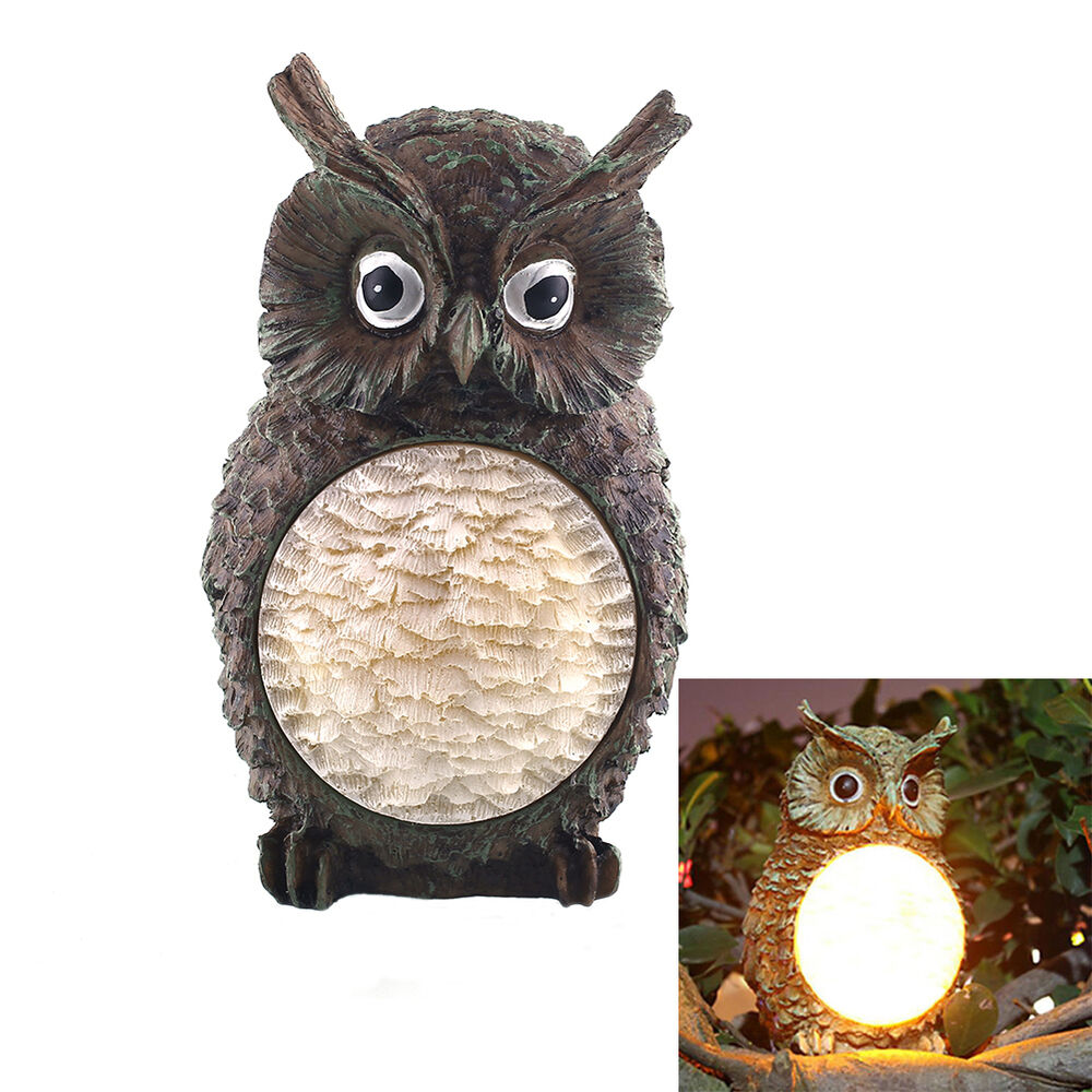 Owl Yard Decorations Bing Images