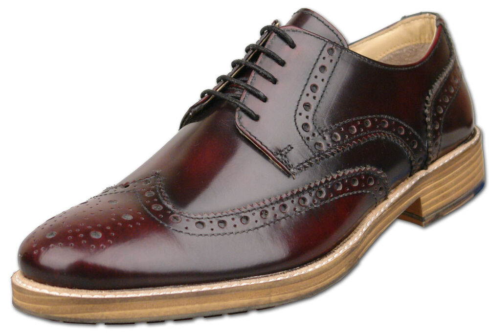 Oxblood Brogues: Men's Shoes | eBay